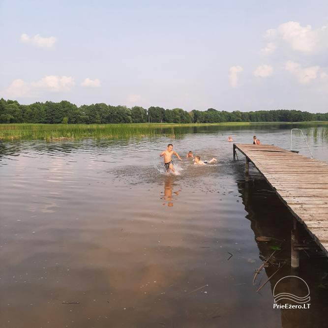 Kardoko sodyba su pirtimi prie Zapsio ežero - 6