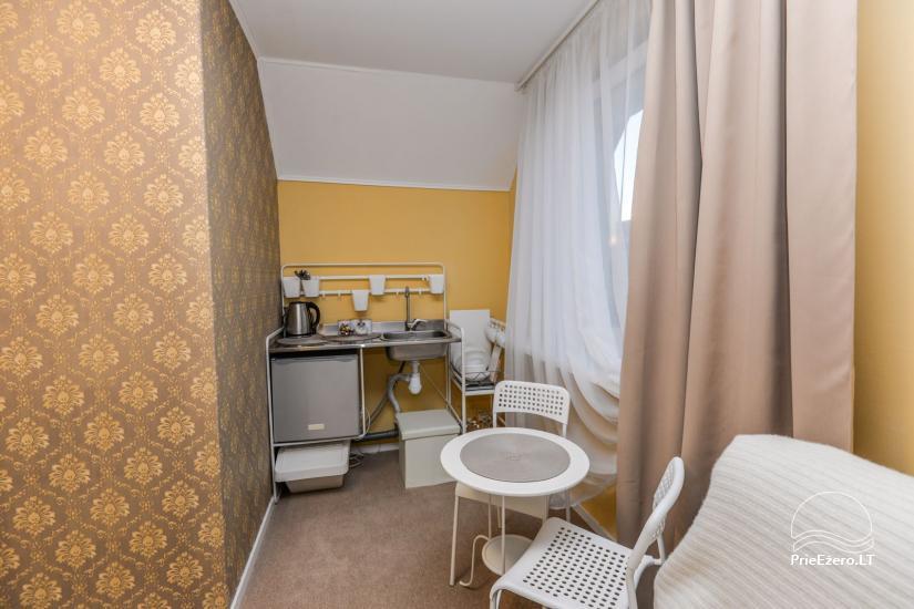 Kambariai Birštono centre su židiniu - 9