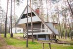 Poilsio namai 40 km nuo Vilniaus centro, prie Pailgio ežero - 3