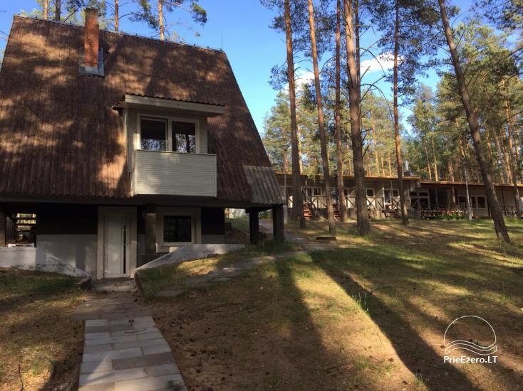 Poilsio namai 40 km nuo Vilniaus centro, prie Pailgio ežero - 10