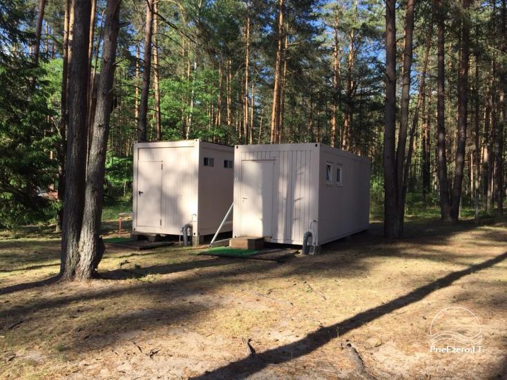 Poilsio namai 40 km nuo Vilniaus centro, prie Pailgio ežero - 14