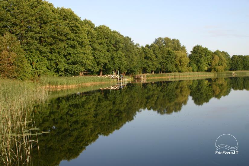 Jadvygos sodyba ant ežero kranto, Trakų raj. - 4