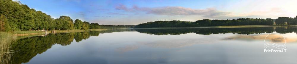 Jadvygos sodyba ant ežero kranto, Trakų raj. - 7