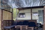 Juodakampio stovyklavietė ant Siesarties ežero kranto - 10