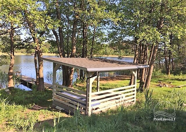 Stovyklavietė/poilsiavietė Dulga, prie Dulgo ežero, šalia Druskininkų - 3