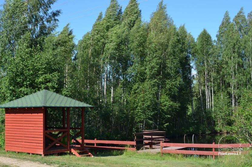 Sodyba Molėtų rajone netoli Virintos Ežero Geras Kaimas - 5
