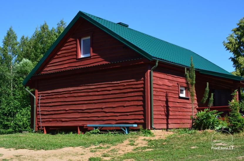 Sodyba Molėtų rajone netoli Virintos Ežero Geras Kaimas - 3