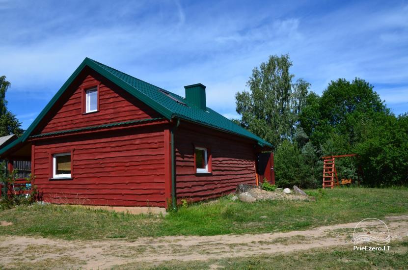 Sodyba Molėtų rajone netoli Virintos Ežero Geras Kaimas - 1