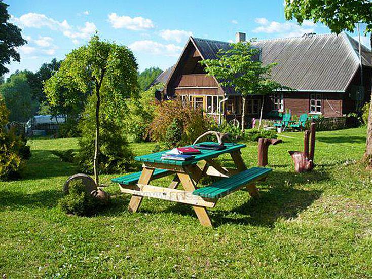 Rimo Zabulionio sodyba - turistinė stovykla - 1