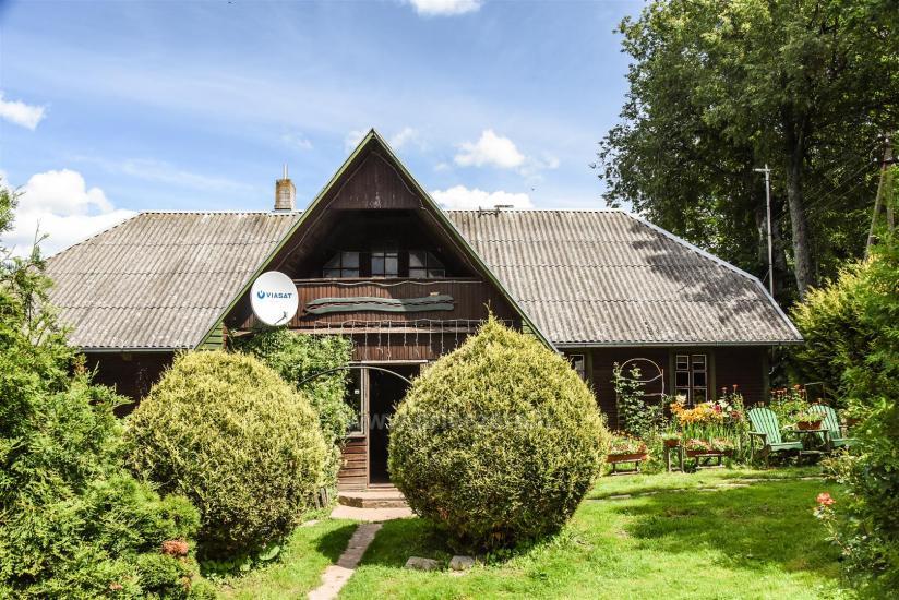 Rimo Zabulionio sodyba - turistinė stovykla - 7