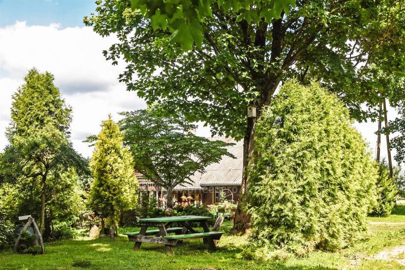 Rimo Zabulionio sodyba - turistinė stovykla - 2