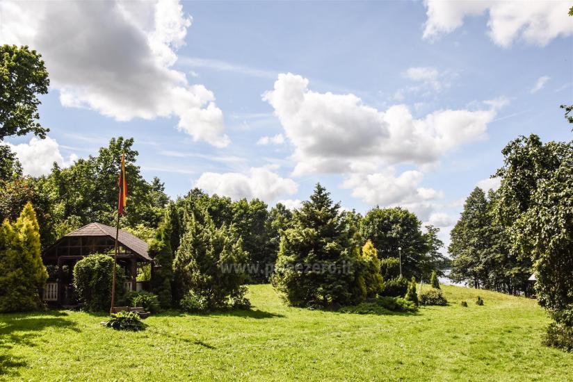 Rimo Zabulionio sodyba - turistinė stovykla - 13