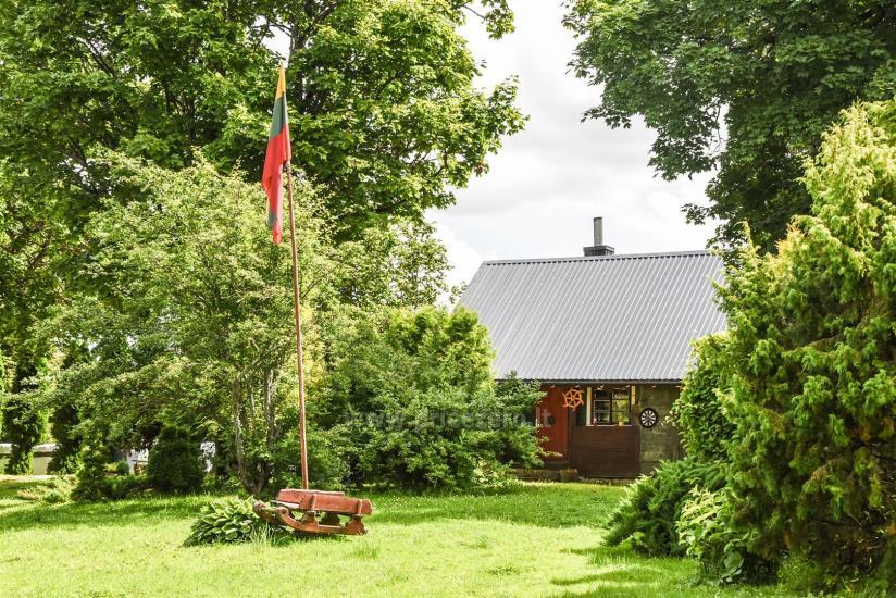 Rimo Zabulionio sodyba - turistinė stovykla - 16