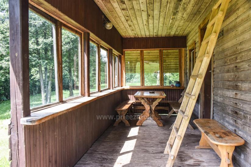 Rimo Zabulionio sodyba - turistinė stovykla - 24