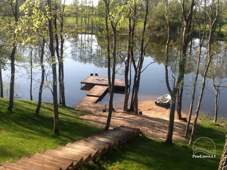 Sodyba prie Ilgio ežero - 6