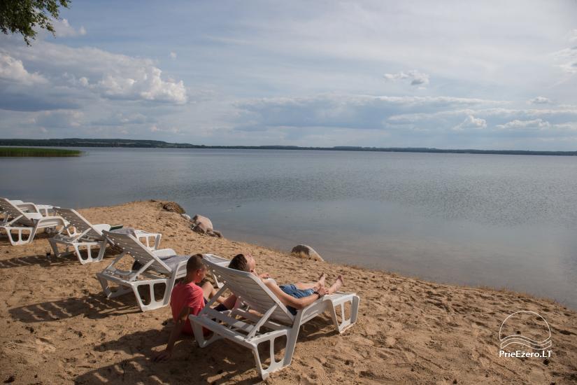 Dusios krantas - nameliai šeimos poilsiui prie Dusios ežero - 16