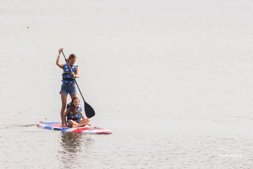 Dusios krantas - nameliai šeimos poilsiui prie Dusios ežero - 20