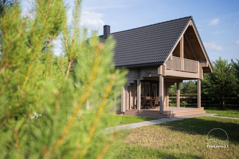 Dusios krantas - nameliai šeimos poilsiui prie Dusios ežero - 44
