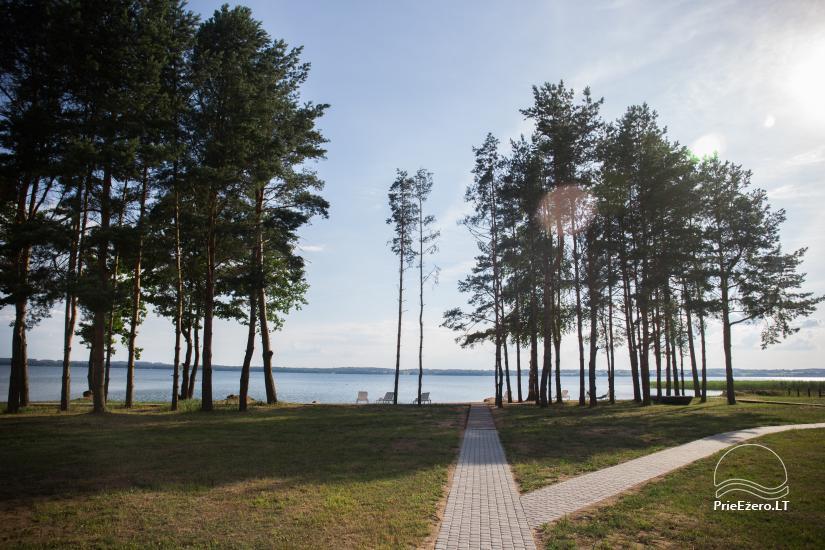Dusios krantas - nameliai šeimos poilsiui prie Dusios ežero - 45