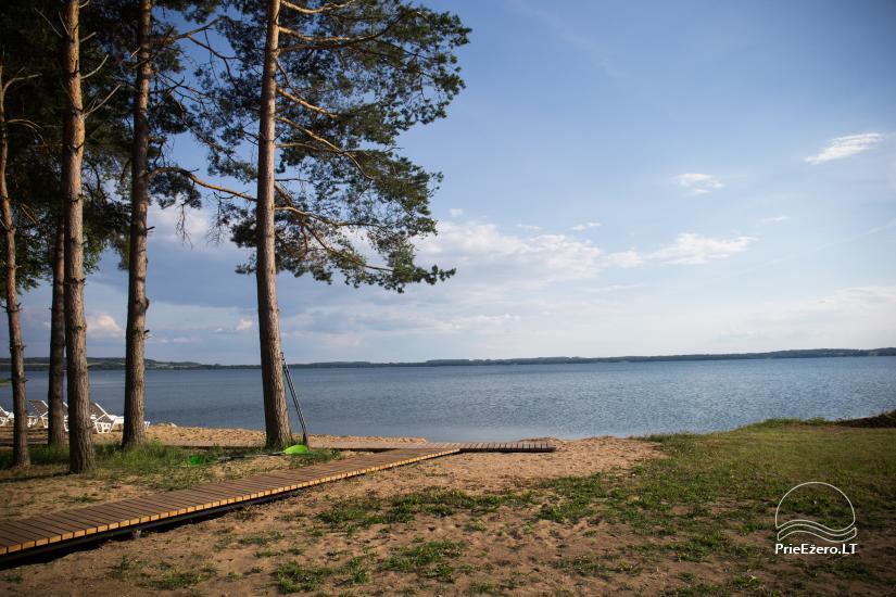 Dusios krantas - nameliai šeimos poilsiui prie Dusios ežero - 46