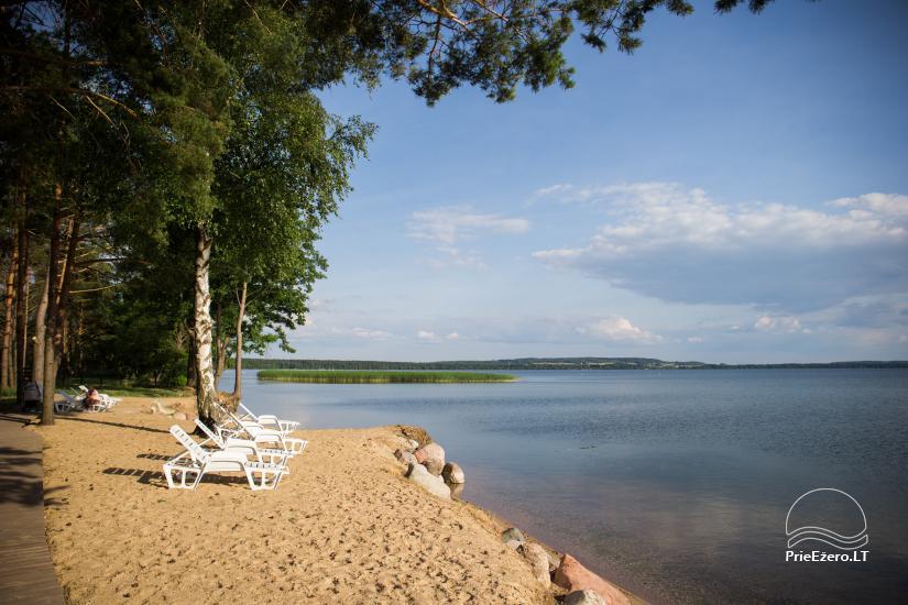 Dusios krantas - nameliai šeimos poilsiui prie Dusios ežero - 3