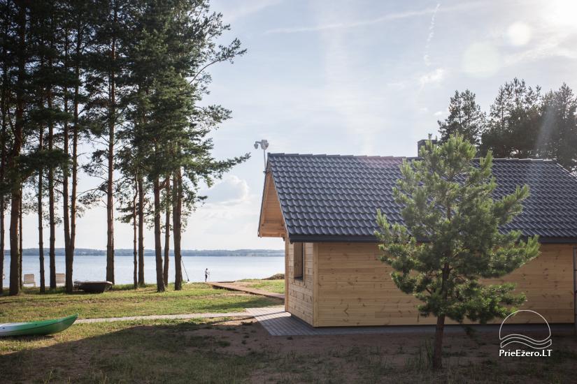 Dusios krantas - nameliai šeimos poilsiui prie Dusios ežero - 4