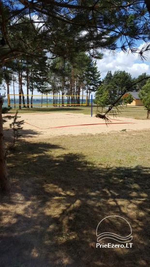Dusios krantas - nameliai šeimos poilsiui prie Dusios ežero - 47