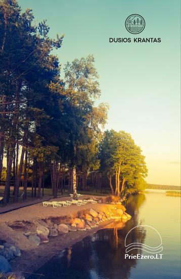 Dusios krantas - nameliai šeimos poilsiui prie Dusios ežero - 48