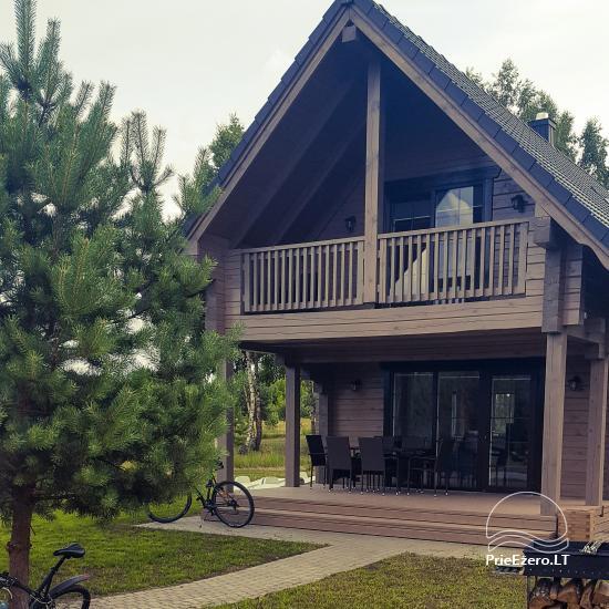 Dusios krantas - nameliai šeimos poilsiui prie Dusios ežero - 49