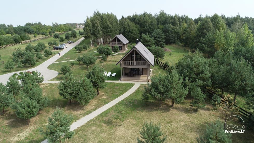 Dusios krantas - nameliai šeimos poilsiui prie Dusios ežero - 7