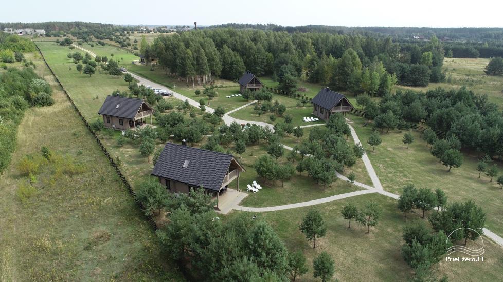 Dusios krantas - nameliai šeimos poilsiui prie Dusios ežero - 8
