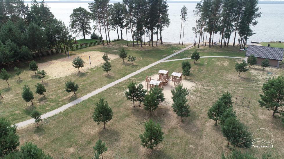 Dusios krantas - nameliai šeimos poilsiui prie Dusios ežero - 9