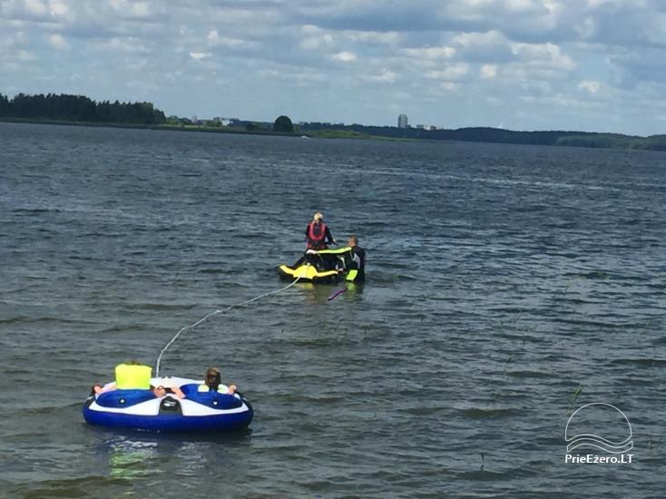 Pirtelė ant ežero kranto - 11
