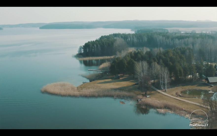 "Sodyba ""Žiburiai"" ant ežero kranto - 1"