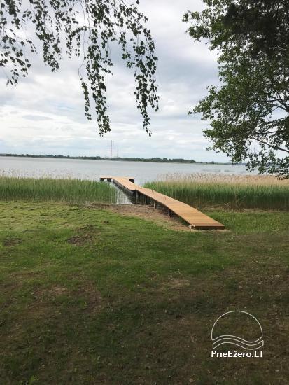 """Pirtelė ant ežero kranto - sodyba """"Žiburiai"""" - 10"""