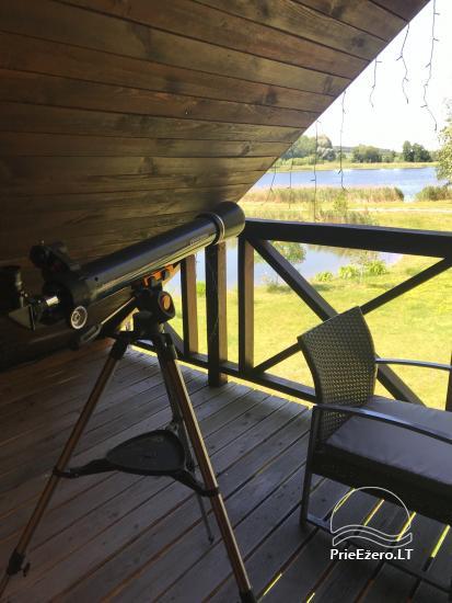 "Sodyba ""Žiburiai"" ant ežero kranto - 33"