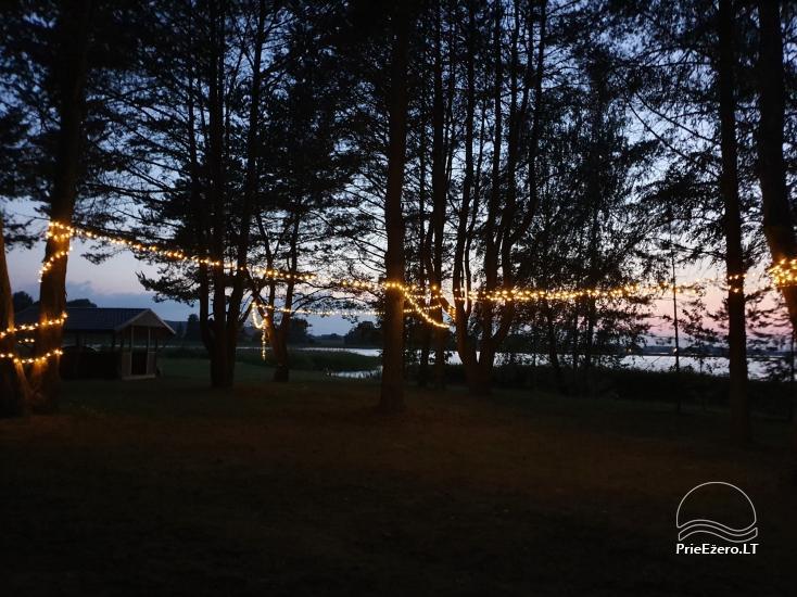 "Sodyba ""Žiburiai"" ant ežero kranto - 6"