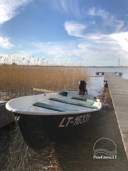 "Sodyba ""Žiburiai"" ant ežero kranto - 43"