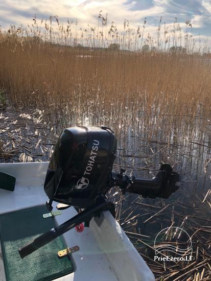 "Sodyba ""Žiburiai"" ant ežero kranto - 44"