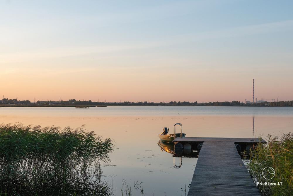 "Sodyba ""Žiburiai"" ant ežero kranto - 45"