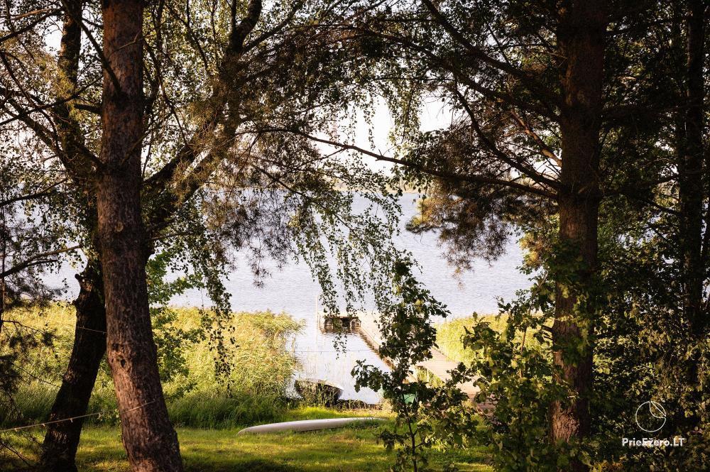 "Sodyba ""Žiburiai"" ant ežero kranto - 50"