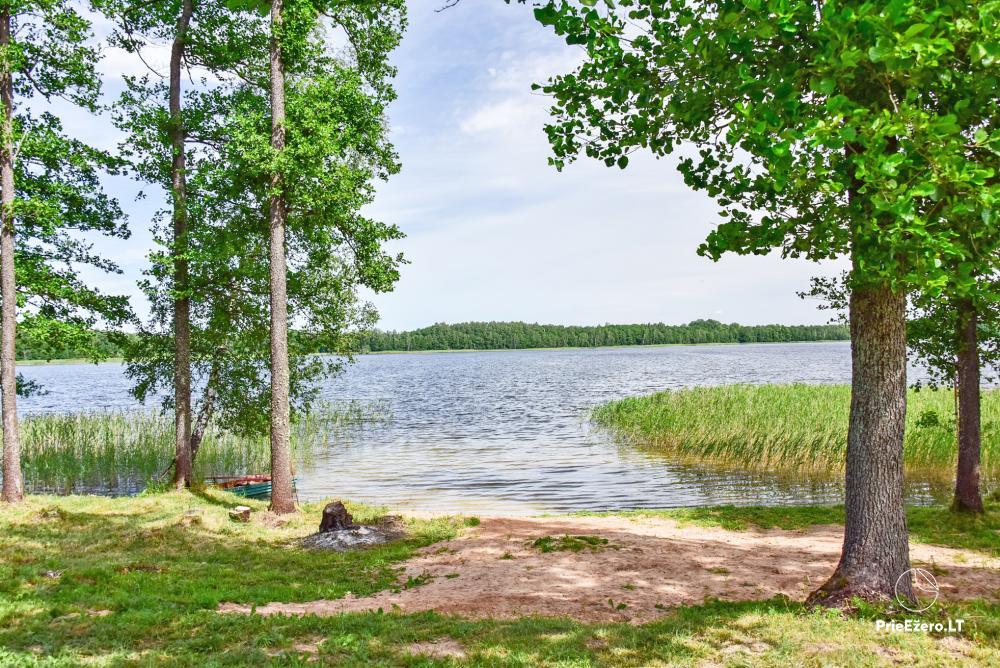 Stainiškių slėnis - poilsis prie Avilio ežero - 45