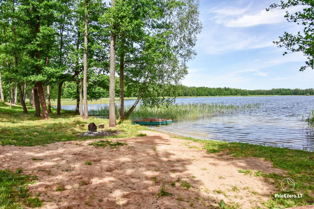 Stainiškių slėnis - poilsis prie Avilio ežero - 47