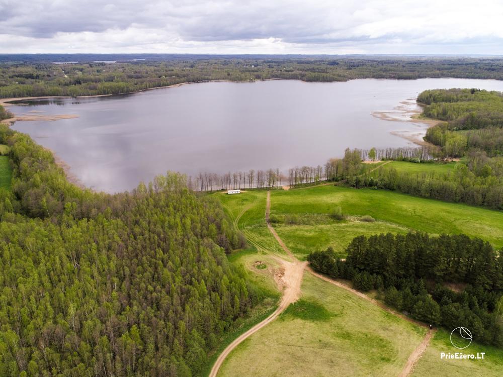 Stainiškių slėnis - poilsis prie Avilio ežero - 22