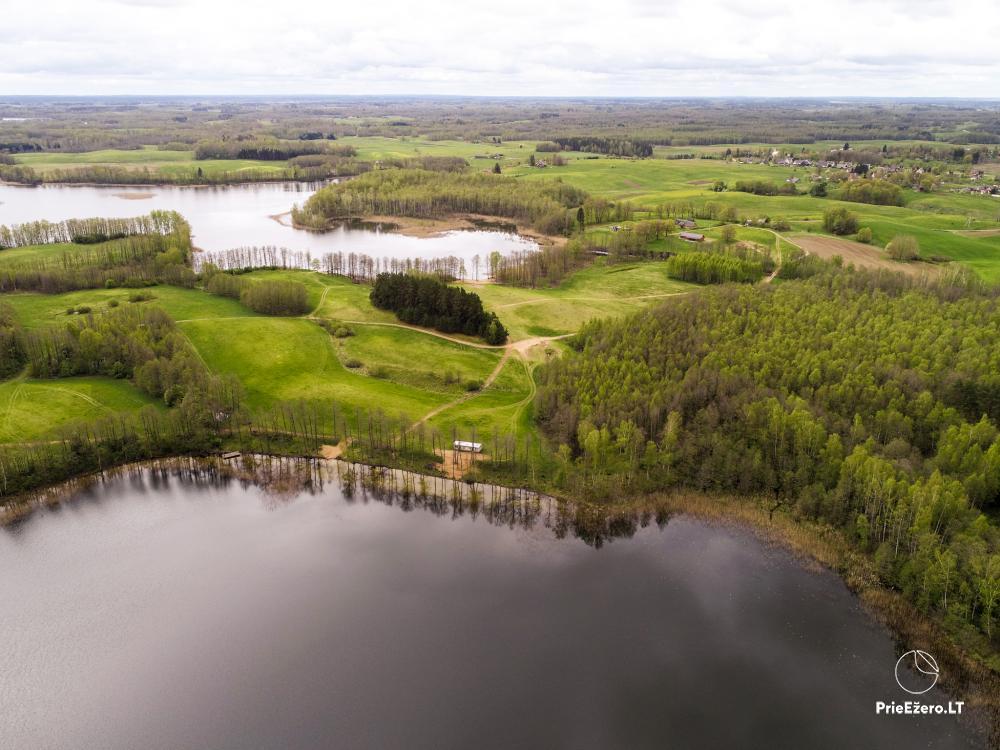 Stainiškių slėnis - poilsis prie Avilio ežero - 31