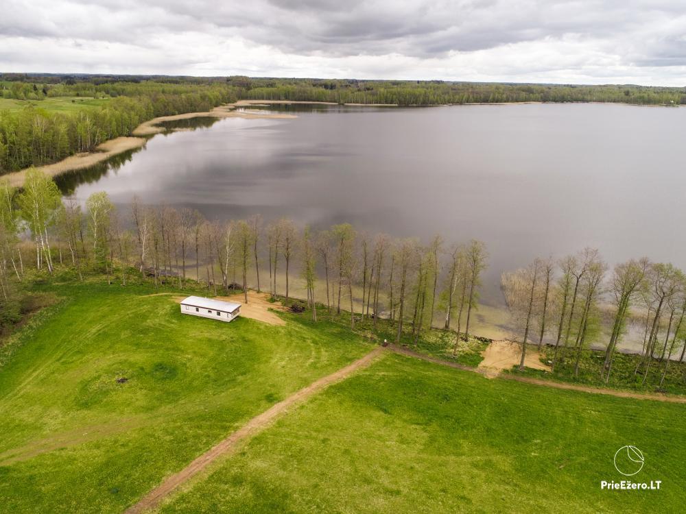 Stainiškių slėnis - poilsis prie Avilio ežero - 28