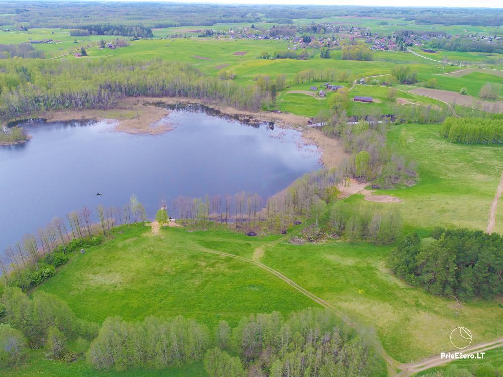 Stainiškių slėnis - poilsis prie Avilio ežero - 38