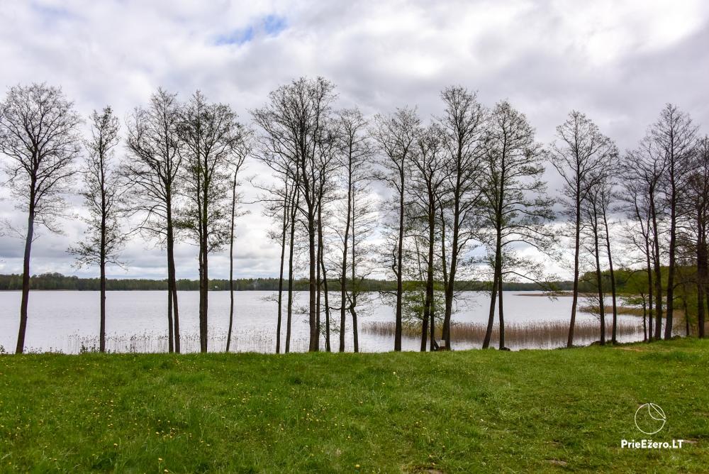 Stainiškių slėnis - poilsis prie Avilio ežero - 37