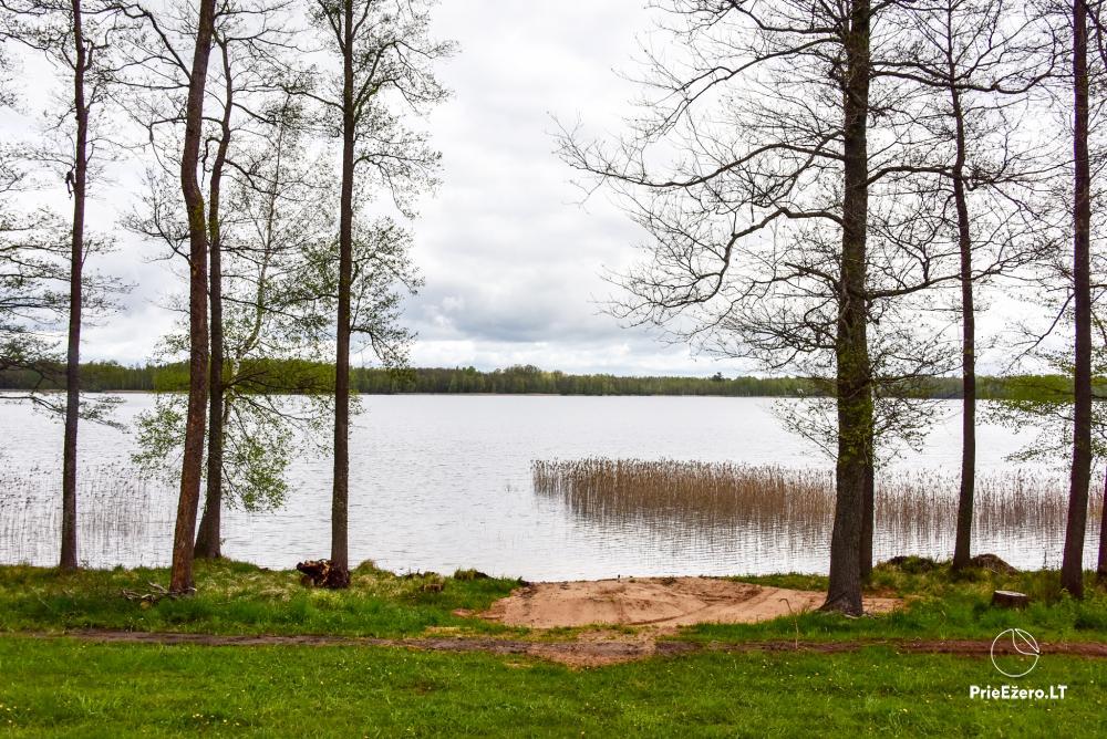 Stainiškių slėnis - poilsis prie Avilio ežero - 36