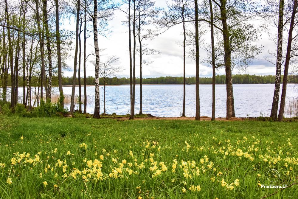 Stainiškių slėnis - poilsis prie Avilio ežero - 35